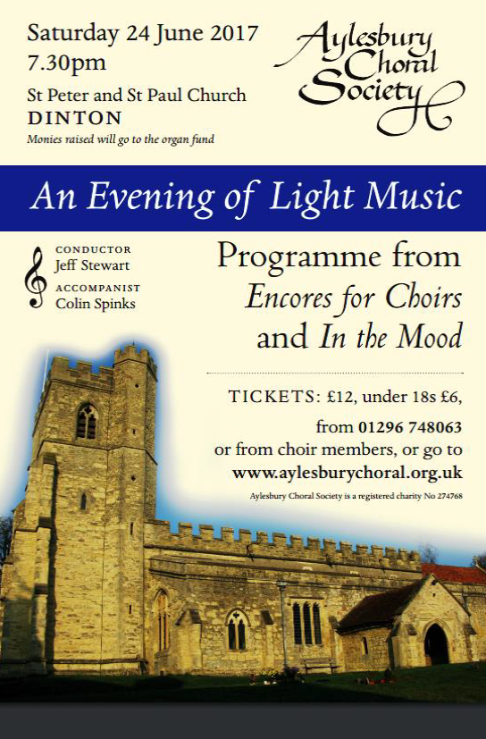 An Evening of Light Music Concert 240617