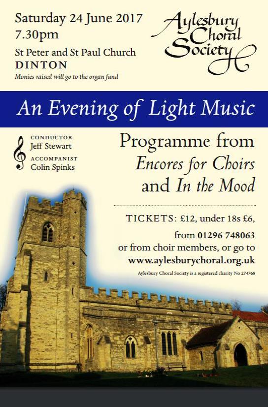 An Evening of Light Music Concert 240617