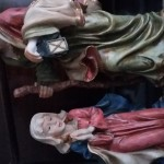 Mary and Joseph were made welcome in Waddesdon